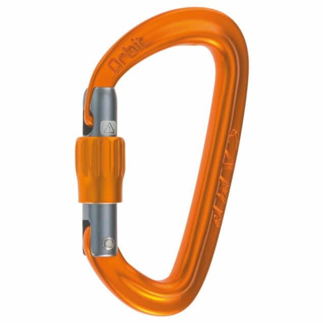camp orbit lock arancione