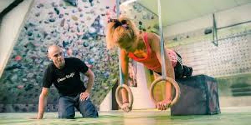131fc5474ee024 Gimme Kraft e l'allenamento per l'arrampicata sportiva | Sestogrado