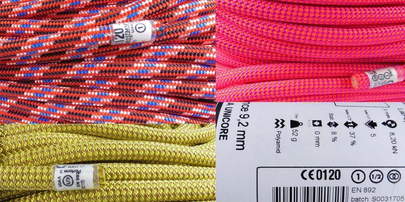 corde arrampicata