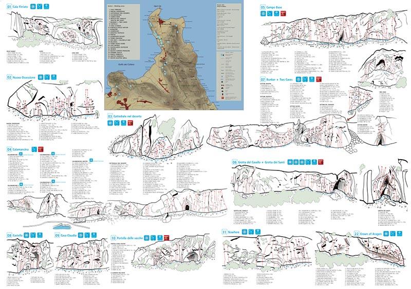 san vito lo capo climbing map