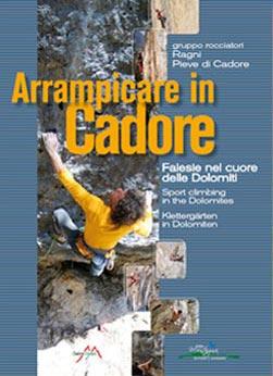 arrampicare in cadore