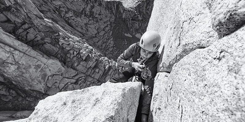 arrampicata trad