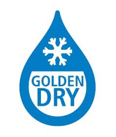 golden dry
