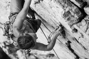 migliorare in arrampicata