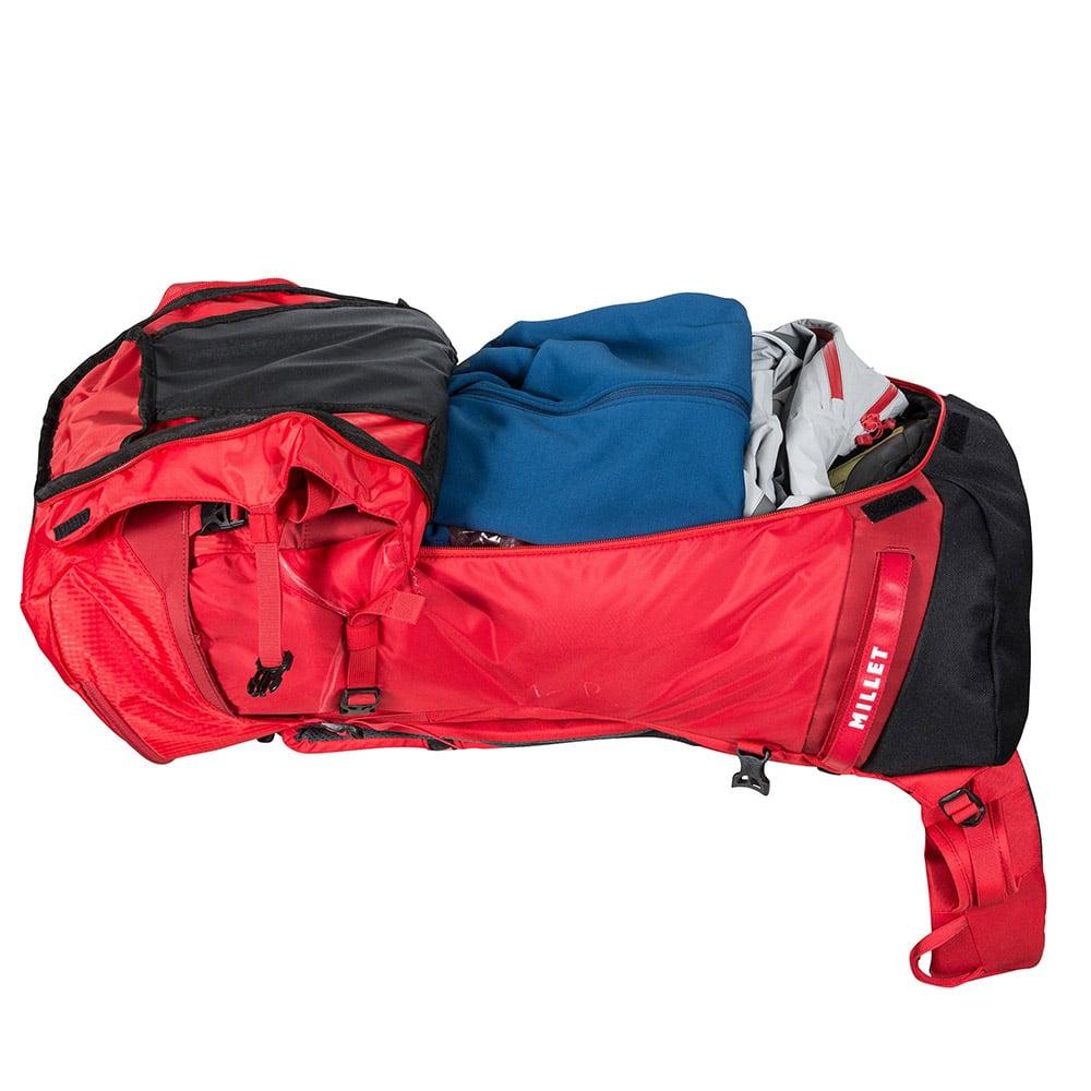 release date a108d 7967d Millet Peuterey Integrale 45+10 zaino arrampicata