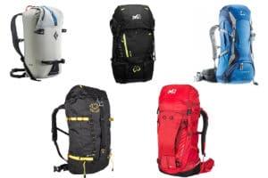 5 migliori zaini arrampicata