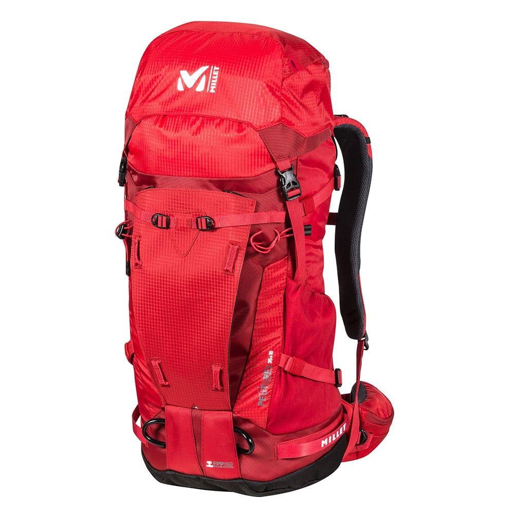 rivenditore online e13b7 4e41e Millet Peuterey Integrale 35+10 zaino arrampicata