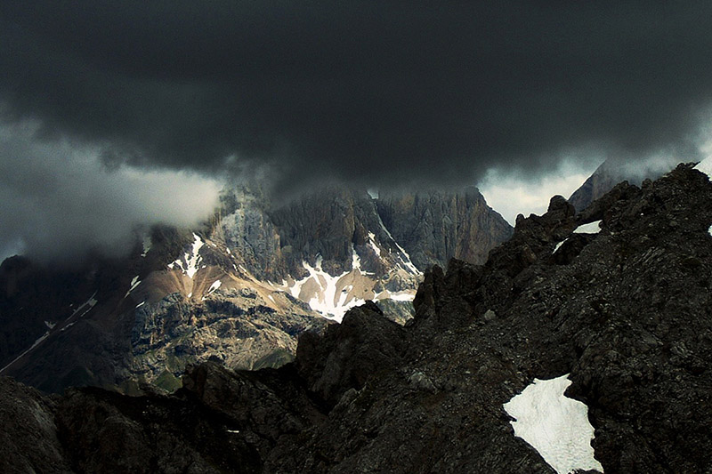 temporali montagna