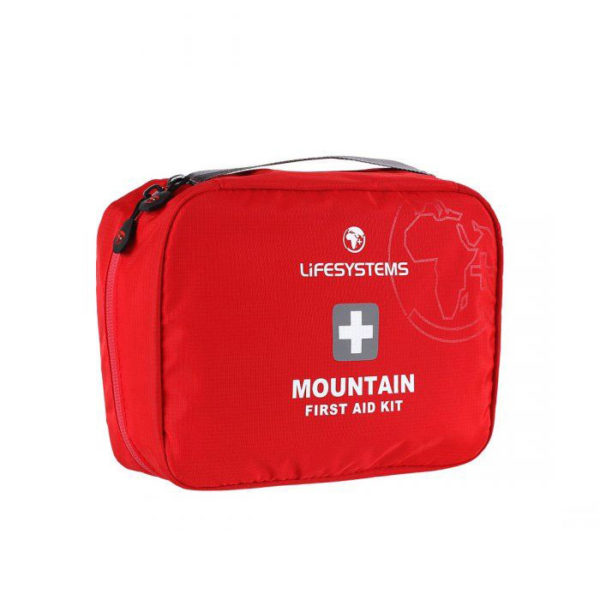 lifesystems mountain kit di pronto soccorso