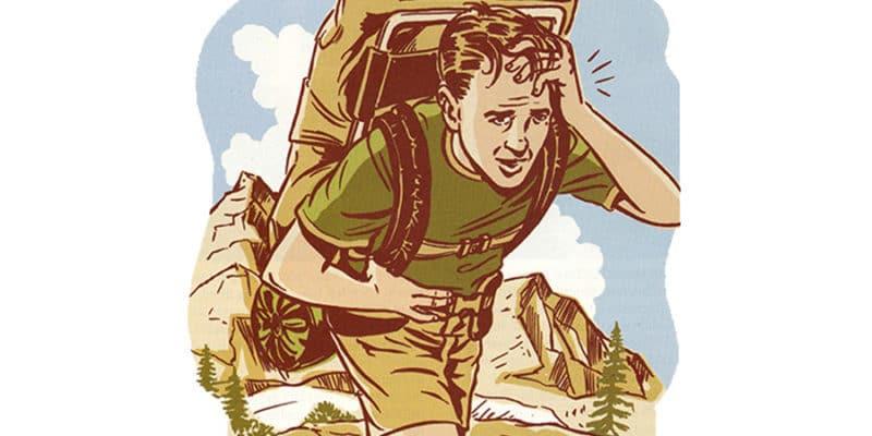 le scuse del climber
