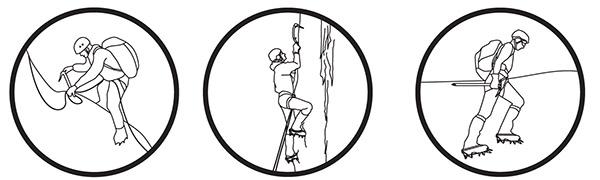 geko alpinismo