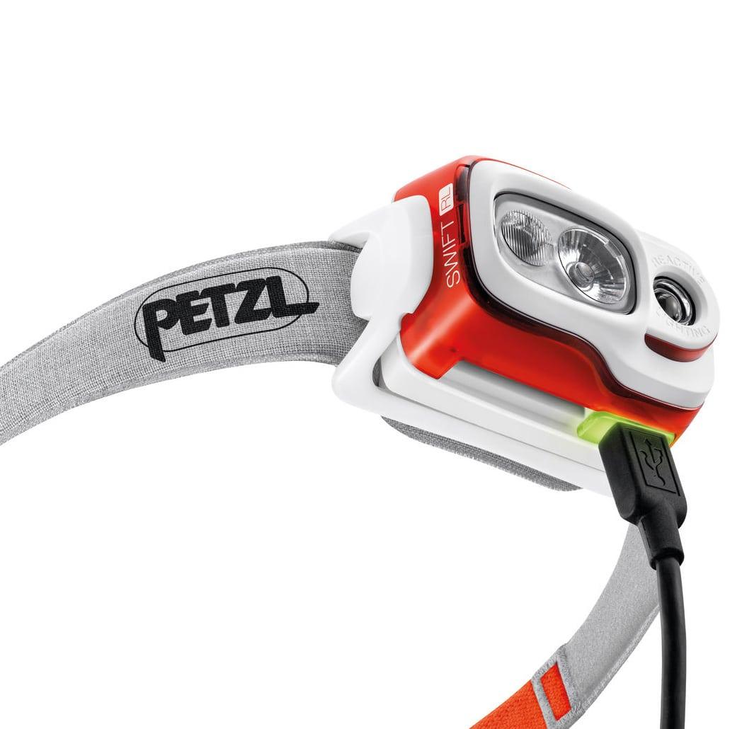 PETZL Fascia Elastica per Lampada Frontale Swift RL