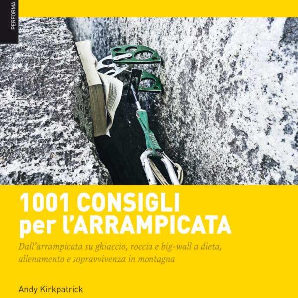 1001 consigli arrampicata